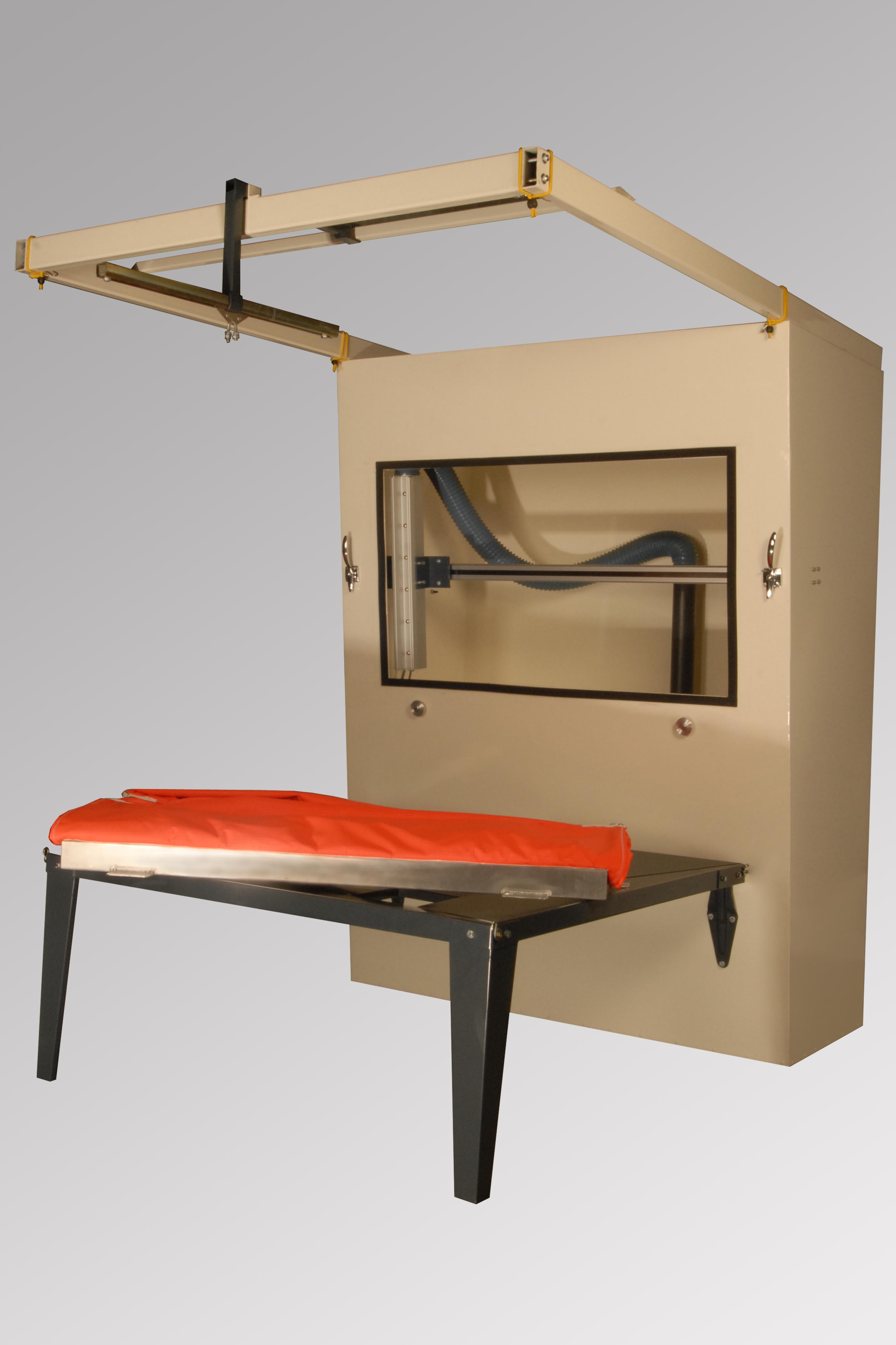 Industrial Ovens From Haviland Limited Collapsible Spray