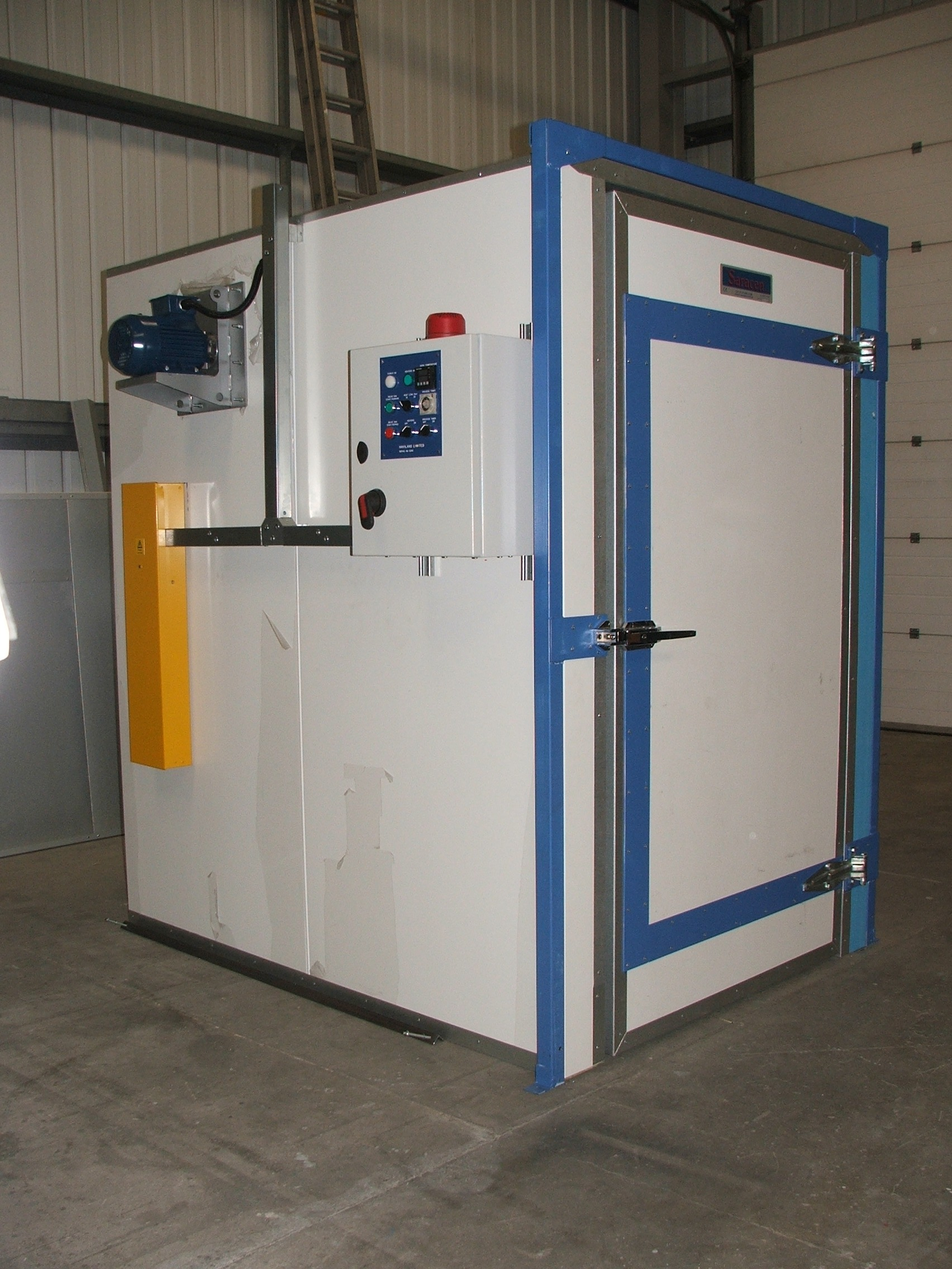 Industrial Ovens From Haviland Limited Small Ovens