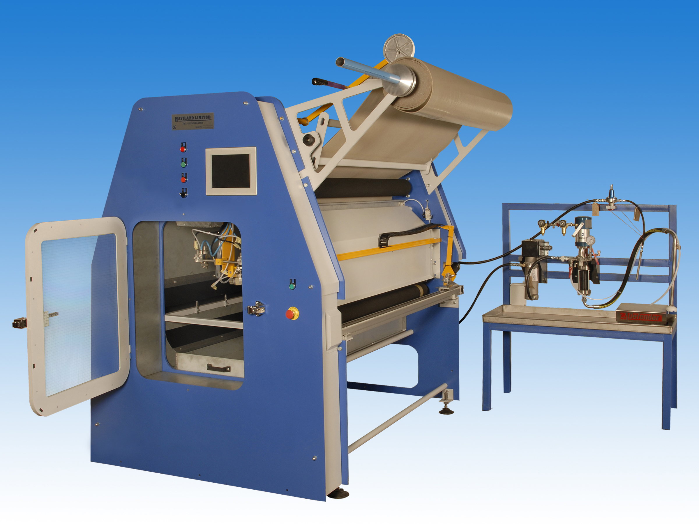 Glue Laminating Machine 006 Industrial Ovens From