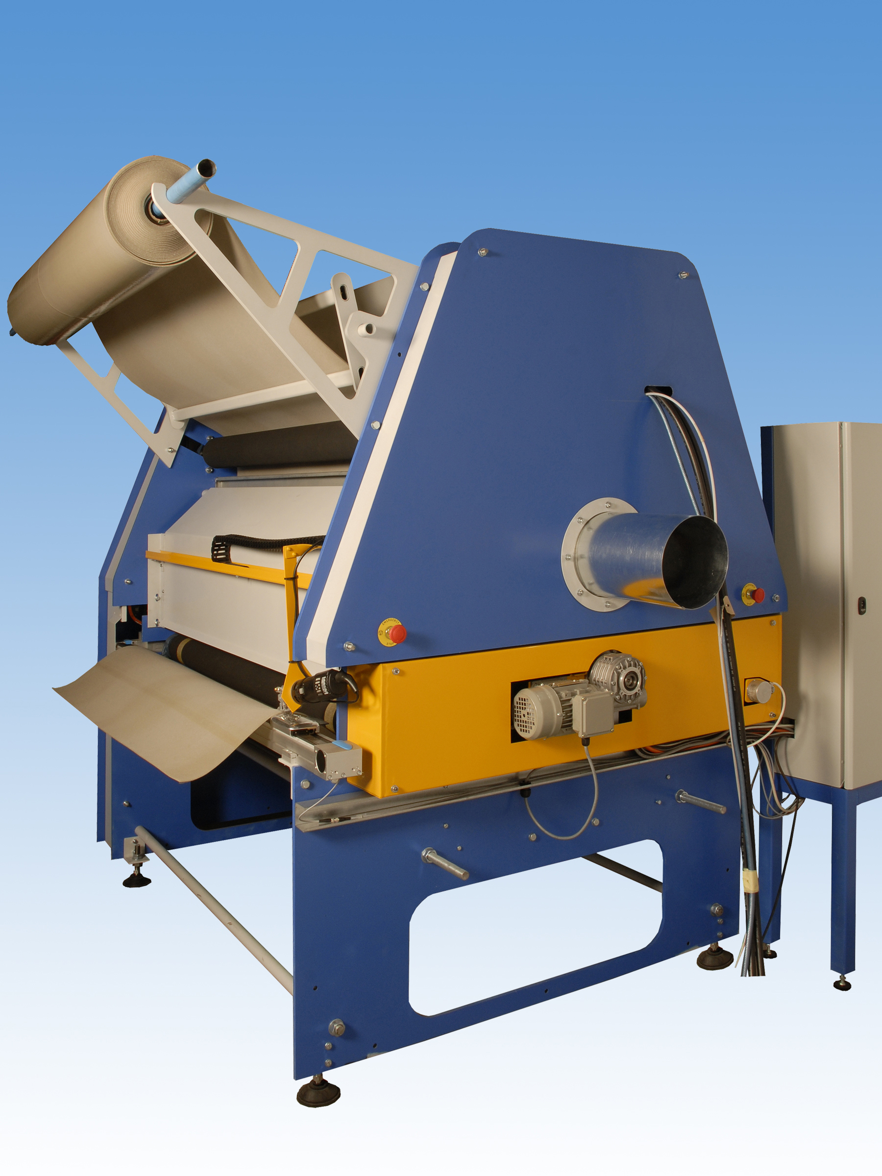 Glue Laminating Machine 010 Industrial Ovens From